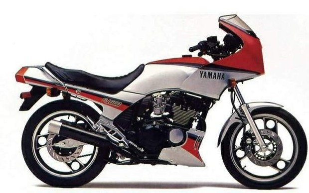 YAMAHA FJ600 / XJ600 / FZ600 / YX600 RADIAN SERVICE REPAIR MANUAL 1984-1992 DOWNLOAD
