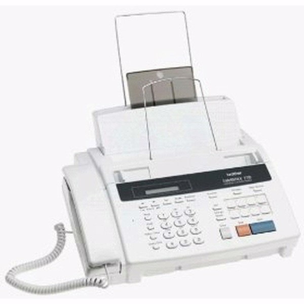 Fax brother intellifax 770 youtube.