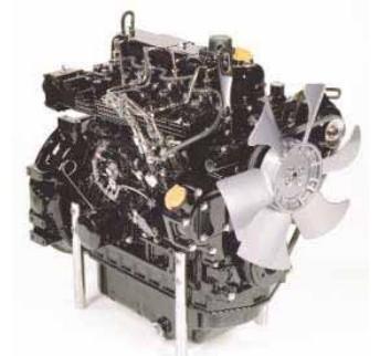 Yanmar 3TNV88-BKMS, 4TNV88-BKMS, 4TNV88-BDMS Engines Parts Manual