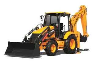 HYUNDAI H930ST / H940ST BACKHOE LOADER SERVICE REPAIR MANUAL
