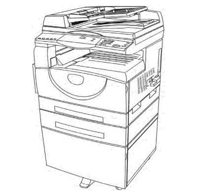 Xerox WorkCentre 5016, 5020 Multifunction Printer Service Repair Manual