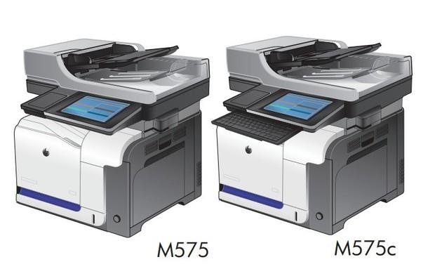 HP LaserJet Enterprise 500 color MFP M575 / 500 color flow MFP M575 Printers Service Repair Manual