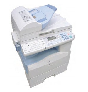RICOH Aficio MP201SPF, Aficio MP201F Service Repair Manual + Parts Catalog