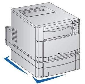 HP Color LaserJet 4500, 4500N, 4500DN Printer Service Repair Manual