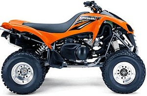 2003 KAWASAKI KFX 700V FORCE ALL TERRAIN VEHICLE SERVICE REPAIR MANUAL