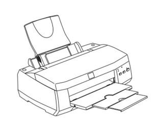 Epson Stylus Color 900 (Revision C) Color Ink-Jet printer Service Repair Manual
