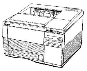 Canon LBP-1260 laser beam printer Service Repair Manual