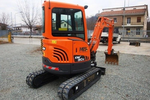 DOOSAN DX30Z TRACK EXCAVATOR SERVICE REPAIR MANUAL