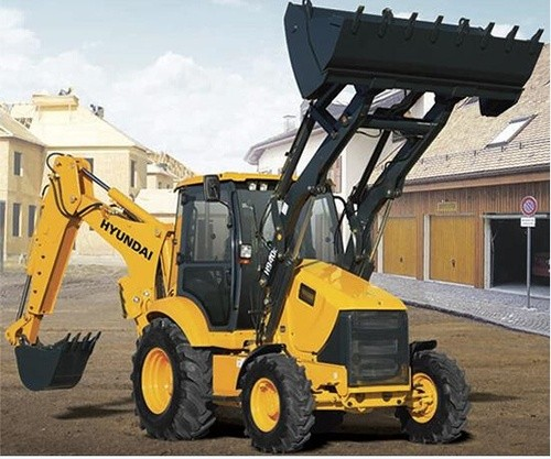 HYUNDAI H930CB / H940CB BACKHOE LOADER SERVICE REPAIR MANUAL