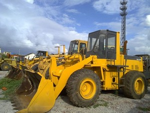 KOMATSU WA320-3 & WA320-3 CUSTOM WHEEL LOADER SERVICE REPAIR MANUAL + OPERATION & MAINTENANCE MANUAL