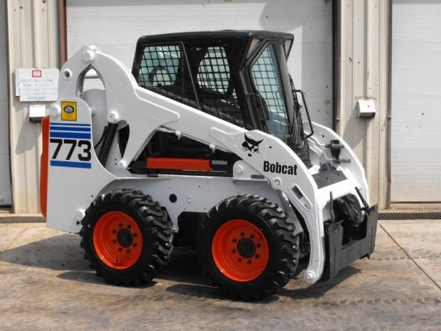 BOBCAT 773, 773 HIGH FLOW, TURBO 773 SKID STEER LOADER (G Series) SERVICE REPAIR MANUAL