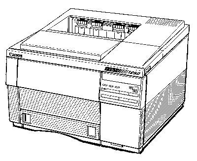 Canon LBP-1260 Parts Catalog