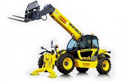 NEW HOLLAND LM1340, LM1343, LM1345, LM1443, LM1445, LM1743 TELESCOPIC HANDLER SERVICE REPAIR MANUAL