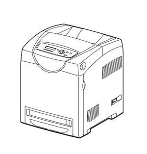 FUJI XEROX DocuPrint C3300DX, C2200 Color Laser Printer Service Repair Manual