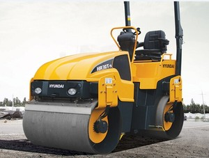 HYUNDAI HR25/30T-9 ROAD ROLLER SERVICE MANUAL