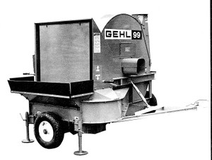 GEHL FB99 Forage Blower Parts Manual