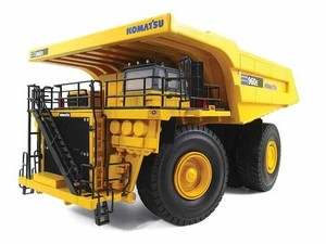 KOMATSU 960E-2 DUMP TRUCK FIELD ASSEMBLY MANUAL
