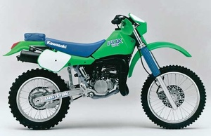 KAWASAKI KDX200/KDX220 MOTORCYCLE SERVICE REPAIR MANUAL 1995-2006 DOWNLOAD