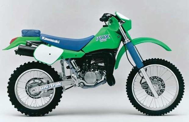 KAWASAKI KDX200/KDX220 MOTORCYCLE SERVICE REPAIR MANUAL 1995-2006 DOWNLOAD