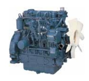 Kubota V3800DI-T Engine Parts Manual