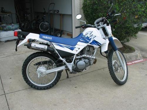 YAMAHA XT225-C, XT225H, XT225HC, XT225D, XT225DC MOTORCYCLE SERVICE REPAIR MANUAL