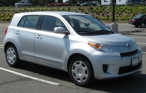 Scion xD SERVICE REPAIR MANUAL 2008-2010 DOWNLOAD