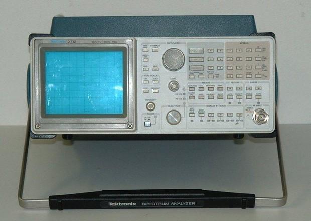 Tektronix 2715 Spectrum Analyzer Service Repair Manual