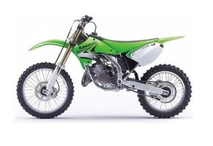 KAWASAKI KX125, KX250 MOTORCYCLE SERVICE REPAIR MANUAL 2003-2008 DOWNLOAD