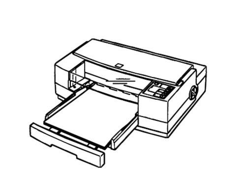 Epson Stylus Pro Color Inkjet Printer Service Repair Manual