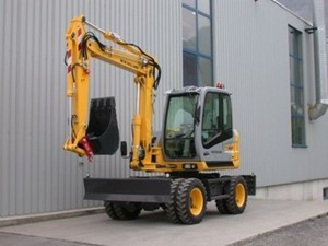 NEW HOLLAND MH2.6, MH3.6 EXCAVATOR SERVICE REPAIR MANUAL