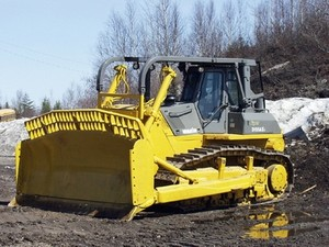 KOMATSU D155AX-3 SUPER DOZER SERVICE REPAIR MANUAL + OPERATION & MAINTENANCE MANUAL