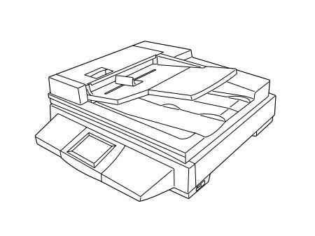 FUJI XEROX DocuScan C4250 Colour Network Scanner Service Repair Manual