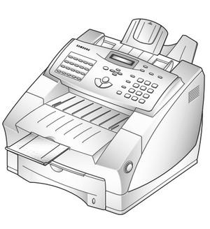 Samsung FACSIMILE Msys 730 Service Repair Manual