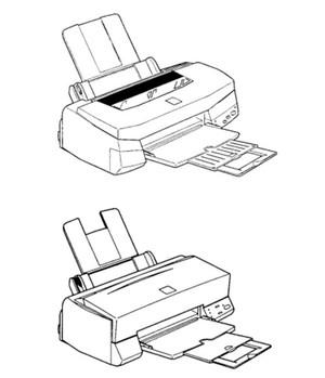 Epson Stylus Color 440/640/740 Color Ink-Jet Printer Service Repair Manual