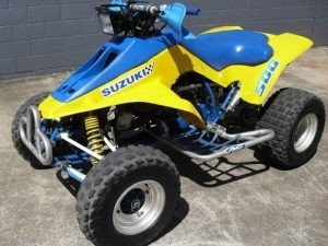 SUZUKI LT500R QUADZILLA SERVICE REPAIR MANUAL 1987-1990 DOWNLOAD
