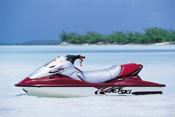 2003 Kawasaki 1100 STX D.I. (JT1100-G1) JET SKI Waterc