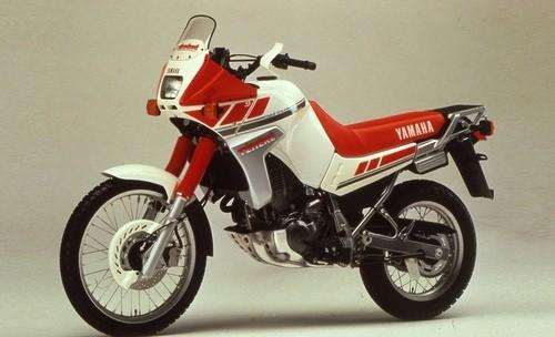 1991 YAMAHA XTZ660 MOTORCYCLE SERVICE REPAIR MANUAL
