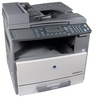 Konica Minolta 163 / 211 / 220 Service Repair Manual