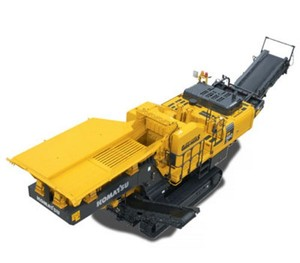 KOMATSU BR580JG-1 MOBILE CRUSHER SERVICE REPAIR MANUAL + FIELD ASSEMBLY INSTRUCTION