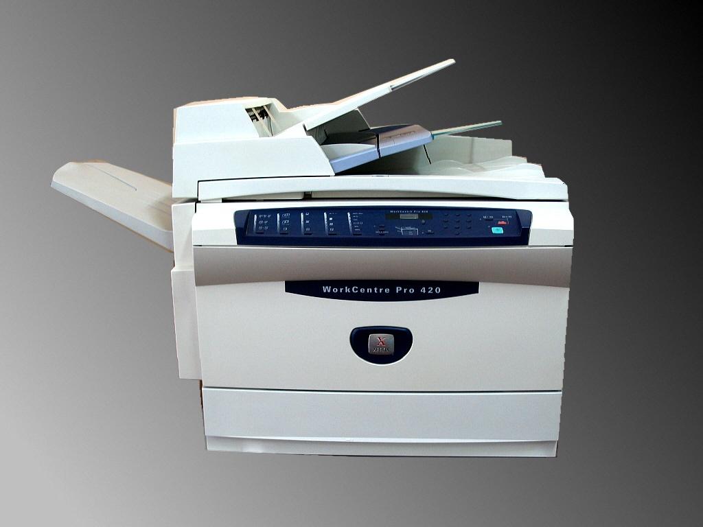 xerox workcentre pro 420 laser printer service repair rh sellfy com Toshiba Printer Toshiba Printer