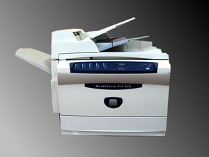 Xerox WorkCentre Pro 420 Laser Printer Service Repair Manual