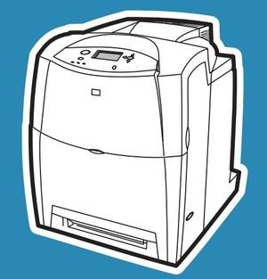 HP Color LaserJet 4600, 4610n, 4650 Series printer Service Repair Manual