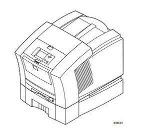 Xerox iiLINX Solid Inkjet 100 Printer Service Repair Manual
