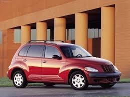 2001 Chrysler PT Cruiser Service Repair Manual