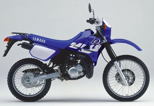 YAMAHA DT125R & TZR125 MOTORCYCLE SERVICE REPAIR MANUAL 1987-2002 DOWNLOAD