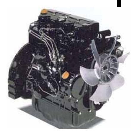 Yanmar 4TNV98-ZNMS, 4TNV98T-ZNMS, 4TNV98-ZNTBL, 4TNV98T-ZNTBL Engines Parts Manual