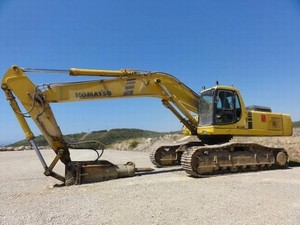 KOMATSU PC450-6K, PC450LC-6K HYDRAULIC EXCAVATOR SHOP MANUAL + OPERATION & MAINTENANCE MANUAL
