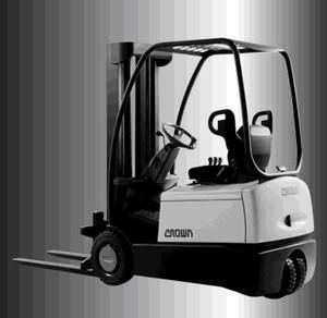 CROWN SC3000 Series Forklift Parts Manual