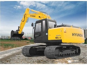 HYUNDAI R180LC-7A CRAWLER EXCAVATOR SERVICE REPAIR MANUAL