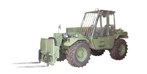 TEREX TX 51-19MD Light Capability Rough Terrain Forklift (LRTF) Service Repair Manual